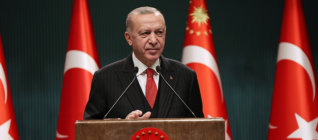 Cumhurbaşkanı Erdoğan: Ülkemizin katkısı olmadan AB'nin güçlü şekilde varlığını devam ettiremeyeceği aşikar