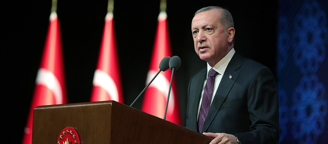 Cumhurbaşkanı Erdoğan: 1 Temmuz'da başlamak üzere sokağa çıkma kısıtlamalarını tümüyle kaldırıyoruz
