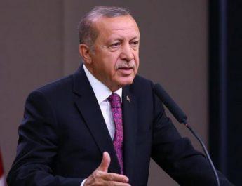 Cumhurbaşkanı Erdoğan'dan A Milli Kadın Voleybol Takımı'na tebrik